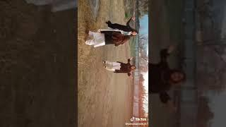Attan dance by pathan girls