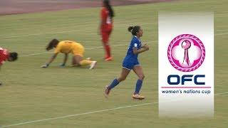 2018 OFC WOMEN'S NATIONS CUP | GROUP A HIGHLIGHTS | Tahiti v Samoa