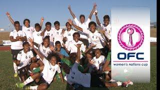 2018 OFC WOMEN'S NATIONS CUP QUALIFIER   Fiji v American Samoa Highlights