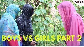 Kashmiri jokes | Boys vs Girls part 2 | Funny video