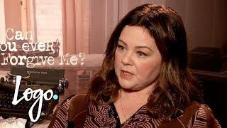 Melissa McCarthy on Female Representation w/ 'Can You Ever Forgive Me?' | Logo