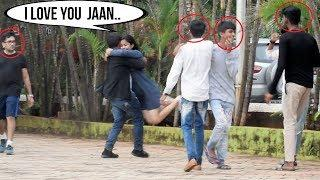 """I LOVE YOU"" Propose Prank by Cute Girls in Public 