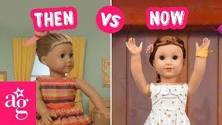 A Dance to Remember | Then Vs Now Stop Motion | American Girl