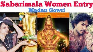 Sabarimala Women Entry | Tamil | Madan Gowri | MG