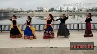Chogada Tara | love yatri | Desi girls dance on #Ahmedabad