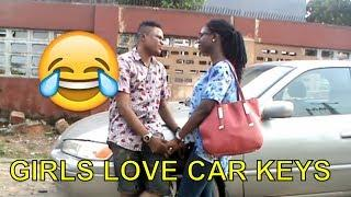 GIRLS LOVE CAR KEYS (COMEDY SKIT) (FUNNY VIDEOS) - Latest 2019 Nigerian Comedy|Nigeria Comedy