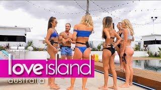 The girls go crazy for Jaxon | Love Island Australia 2018