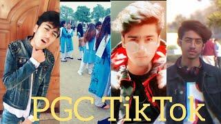 Punjab College Girls and Boys New latest funny TikTok musically video - Part 43 || TikTok Pakistan