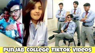 Punjab college tik tok girls boys dance new funny videos 2019 pakistani PGC | Part 13 |Future Actors