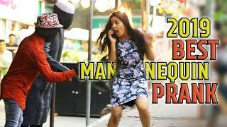 Mannequin Prank India | Prank On Girls | Raj Khanna - Boss Of Bakchod | Pranks In India | #HighIQ