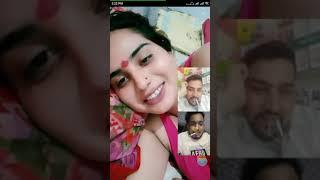 Indian girl video call #82 - Live video chat - from my android smartphone