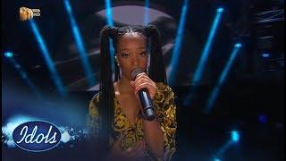 Top 16 Girls: Nosipho - Alive - Idols SA | Mzansi Magic