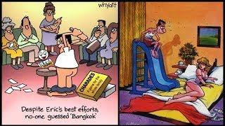 Funniest Cartoon Only Women Will Find It Funny