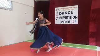 SIS Senior Girls Dance Competition - II