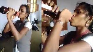 Girls drinking Beer | Viral video | Kannada Latest News | Namma Kannada TV