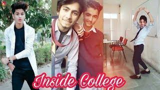 Inside Punjab College Girls Boys TikTok Musically Video| part3 | Lahore Punjab Group College