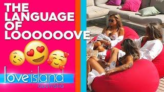 Girls break down the five love languages | Love Island Australia 2019