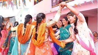 Pahari DJ Party | Dance by Pahadi Girls in Mahila Sangeet | Suwal Pathai Funtion