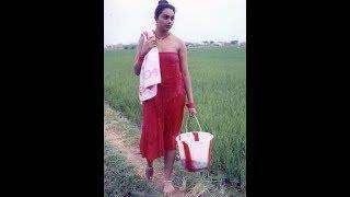Bathing girl in field 2019 || funny videos || top girls dance 2019