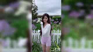 Tiktok hot Chinese Asian girls dance