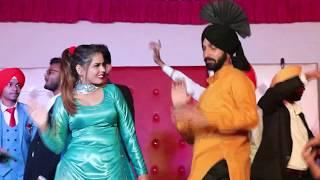 Punjabi Orchestra girls dance in wedding