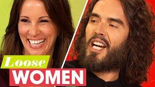 Russell Brand on Battling Addiction and Kissing Meghan Markle! | Loose Women