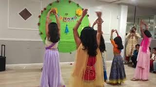 Girls dance 2017 diwali party