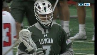 Loyola vs Rutgers Lacrosse Highlights 2019 College Lacrosse