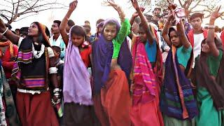 Nagin Dance ● MP Adivasi Girls ● Arjun R Meda●Narmada cancel●New Timli Dance ● Marriage Dance ?