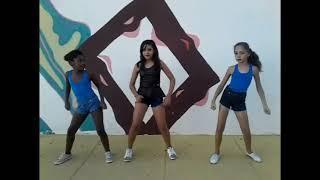 COREOGRAFIA-MENINA BRABA(Girls Dance)