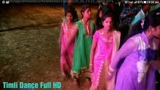 Happy new year Adivasi desi Timli Dance Beautiful Girls Latest Dance vk Bhuriya