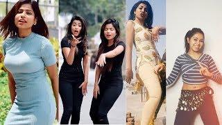 #SYS-Hot Girls Musically Dance Challenge || tik tok musically hot girls dance compitition