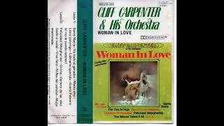 CLIFF CARPENTER & HIS ORCHESTRA - WOMAN IN LOVE (1981) CASSETTE FULL ALBUM