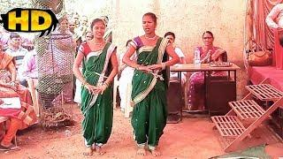 Navari saree me aai hu, Village Girls dance At Aswali Ak Aadivasi Village.