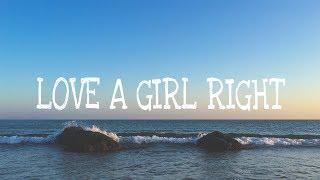 Little Mix - Love A Girl Right (Lyrics)
