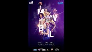 2018 Malaysia Women Basketball League  SEMI FINAL  Game49: 8.00pm:   HATCHERS VALKYRIES vs  MATRIX