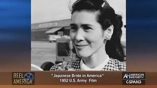 """Japanese Bride in America"" 1952 U.S. Army Film"