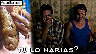 4 Girls Fingerpaint | JAMÁS HABÍAS VISTO ALGO TAN ASQUEROSO | VIDEO REACCIÓN