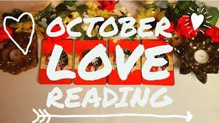 Your Love Life in ????OCTOBER????Pick A Card????Psychic Prediction????