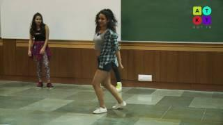 College Girls Ultimate Hip-Hop Dance Face Off at IIT-D