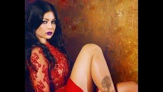 Haifa Wehbe,  Lebanese singer of the most beautiful women in the world