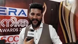 പുമുത്തോളേ  പാടി വിജയ് യേശുദാസ്  | VANITHA FILM AWARDS 2019