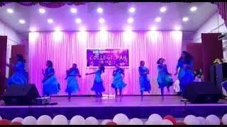 Best College  girls dance Performance