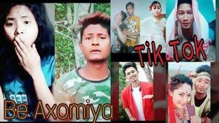 Assamese girls Comedy video Tik Tok Musical.ly Assamese || Beaxomiya Axomiya Suwali