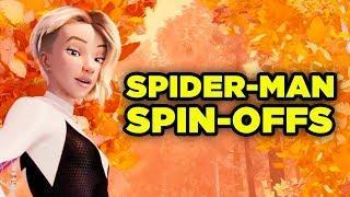 New Spider-Man Spin-Offs (Spider-Women!) #nerdtalk