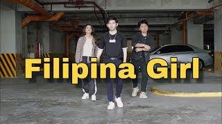 Filipina Girl - Billy Crawford feat. Marcus Davis & James Reid ( Dance Choreography ) | Miko Juarez