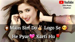 ????Status For Attitud Girls WhatsApp Status Videos // New Sad Heart'???? Touching WhatsApp Status V