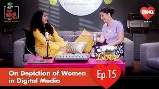 Rega Jha & Kareena Kapoor Khan - Digital Media & Women | Dabur Amla What Women Want | 104.8 Ishq