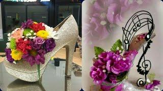 Girls Flower Sandle Decorations Arrangement love Flower Sandle Decorations Ideas for you