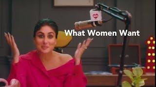 Launch of Ishq 104 8 fm upcoming show What Women Want with Kareena Kapoor